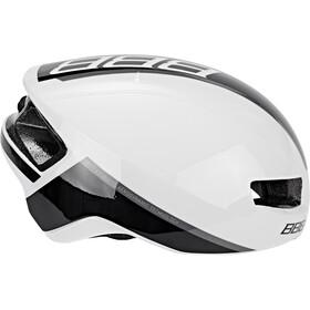 BBB Tithon BHE-08 Kask rowerowy biały/czarny